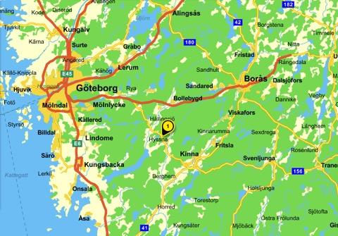 borås sverige kart iCuro   HVB Sjövik borås sverige kart